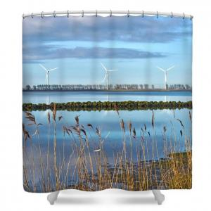 Introducing shower curtains